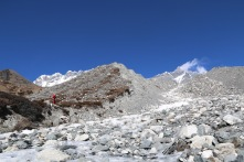 Shortcut to Lhotse?